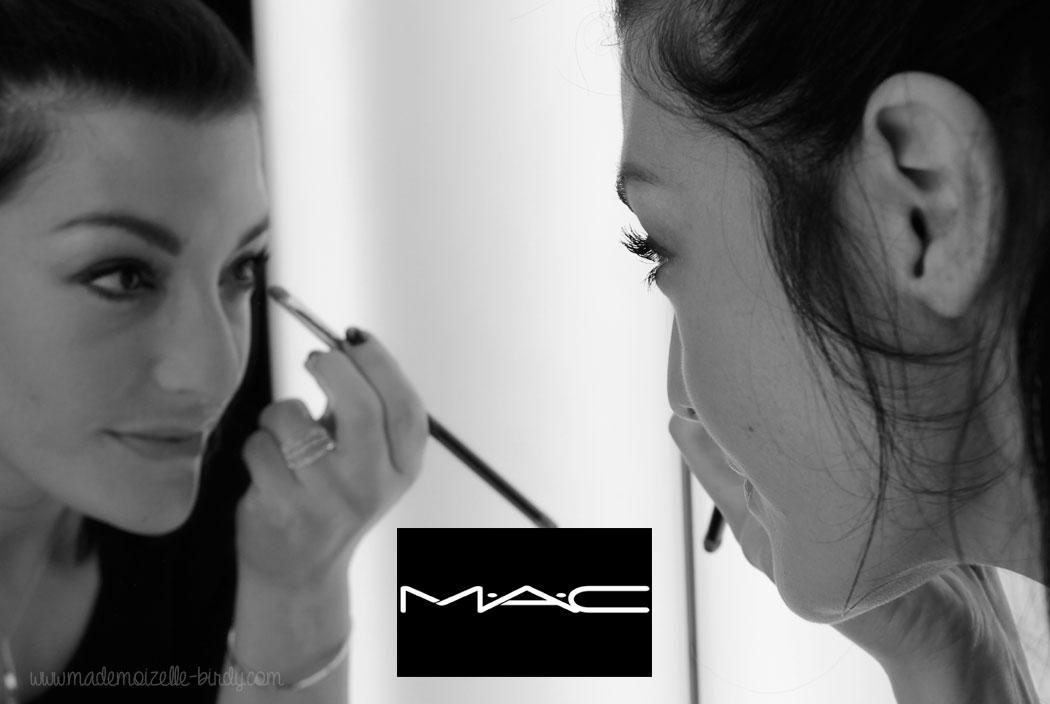 Et si je vous parlais de ma leçon de maquillage chez MAC cosmetics ?