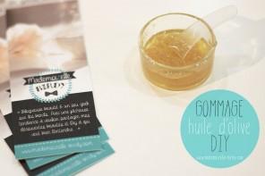 ♡ DIY ♡ Recette gommage du corps naturel à l'huile d'olive miel et sucre