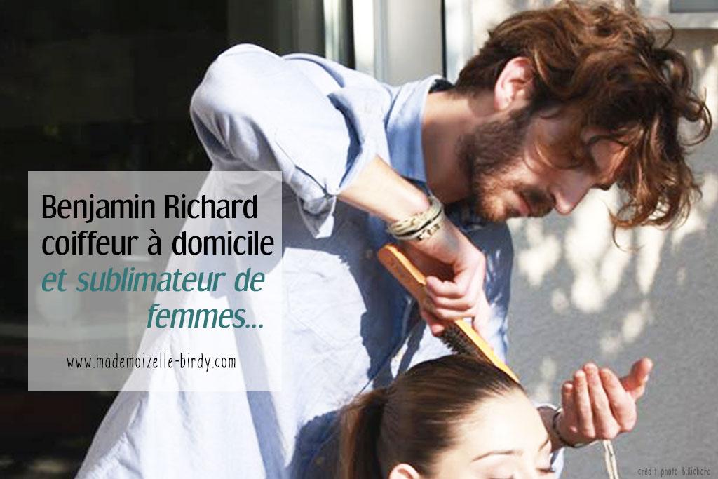 ✂ Nouvelle tête by Benjamin Richard, coiffeur à domicile Hyères ...