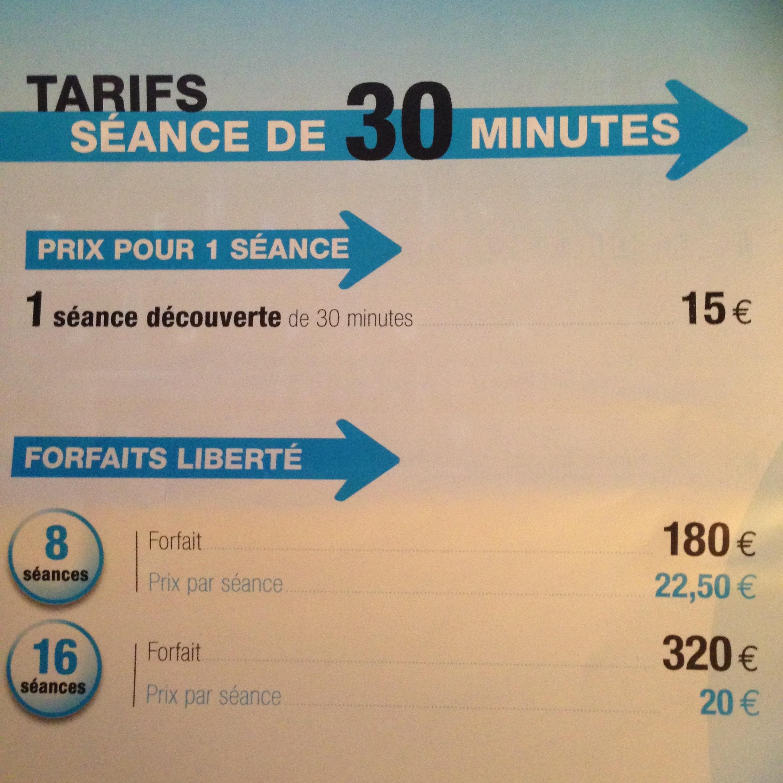 J\'ai testé l\'aquabiking en cabine chez So-forme à Toulon - www ...