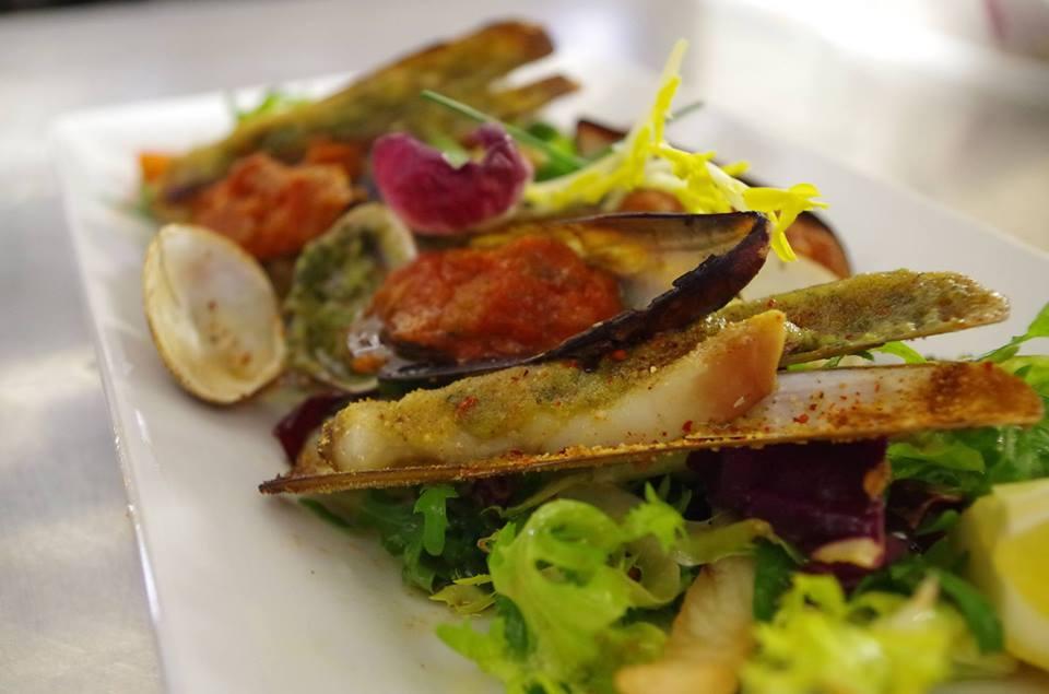 Restaurant avis restaurant le pradeau plage mer hyeres giens pesquile poisson var toulon - Restaurant hyeres bord de mer ...