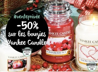 soldes yankee candle