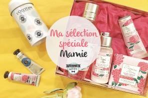 Ma sélection L'Occitane en Provence // fête des grands mères + CADEAU OFFERT