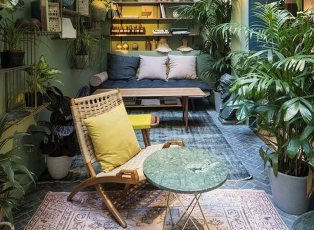 Inspirations pour am nager un patio mon jardin d for Amenager interieur